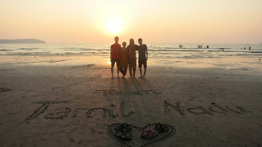 Team Tamil Nadu - Familie :)