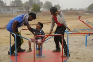 Die Jungs in Jhajjhar