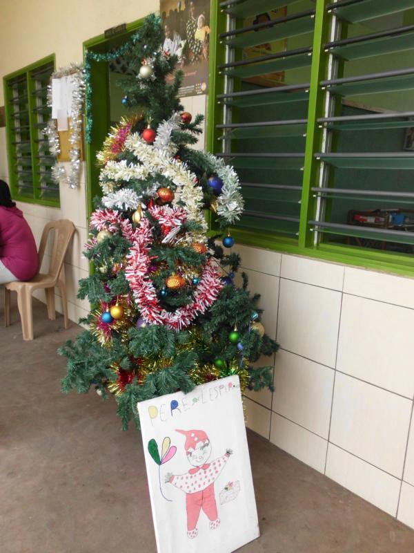 Frohe Weihnachten! - Lena in Benin