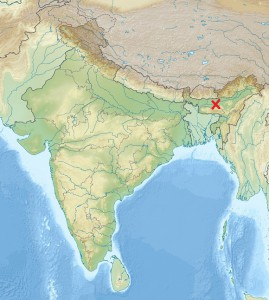India_relief_location_map