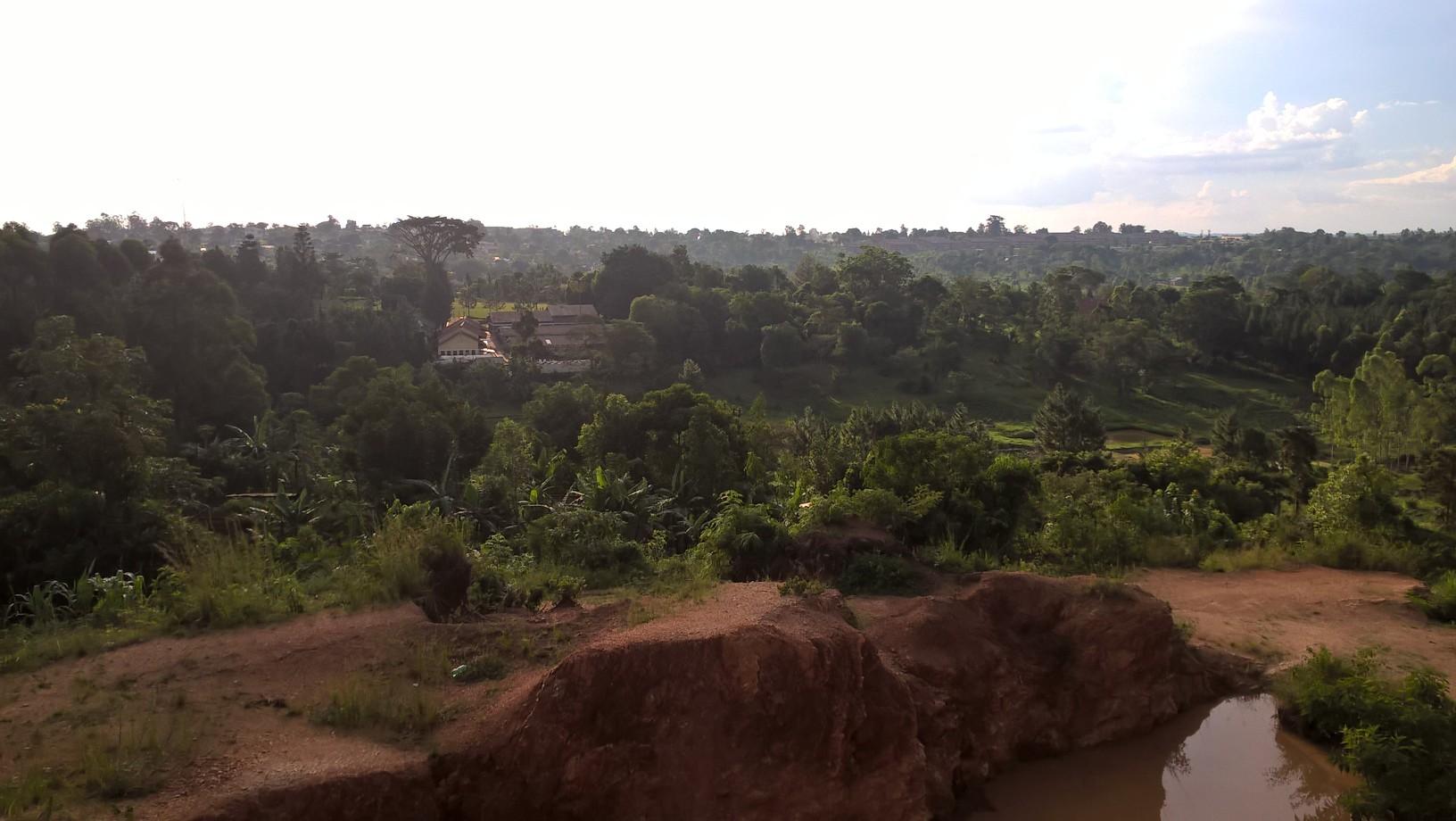 Panorama vom Miniberg