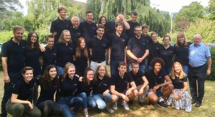 Alle Don Bosco Volunteers 2019